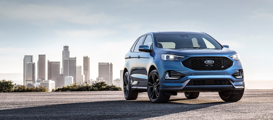 2019 Ford Edge: News, Changes, Arrival >> New Ford Edge Updated Suv Arrives At Geneva 2018 Car Magazine
