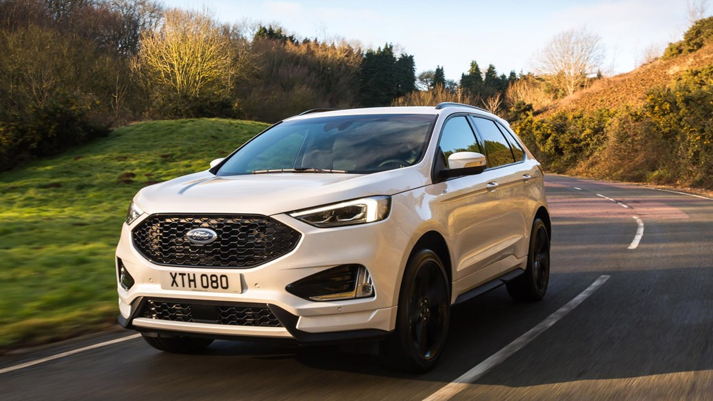 New Ford Edge Updated Suv Arrives At Geneva