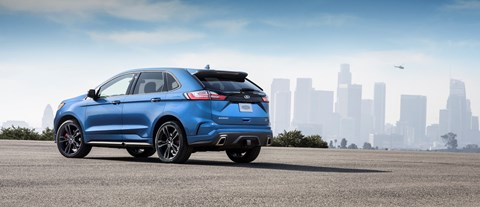 The new 2019 Ford Edge