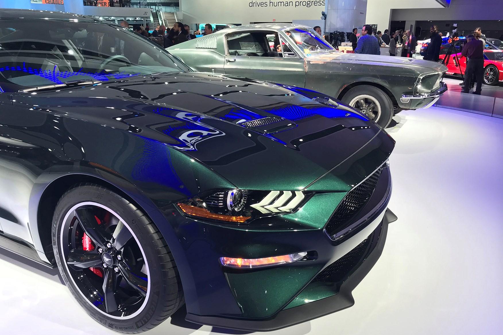 Ford Mustang Bullitt: UK price revealed | CAR Magazine