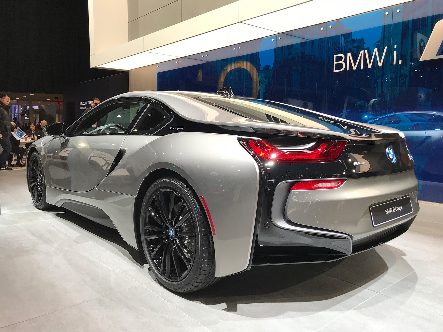 New 2018 Bmw I8 Coupe And Roadster News Specs Photos Uk
