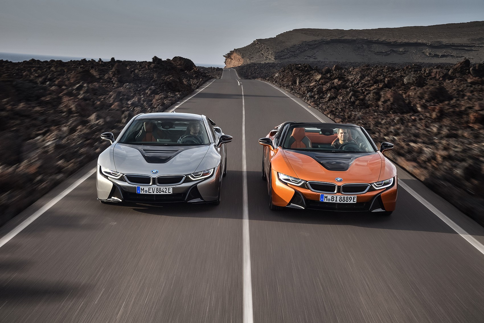 New 2018 BMW I8 Coupe And Roadster News, Specs, Photos, UK Prices