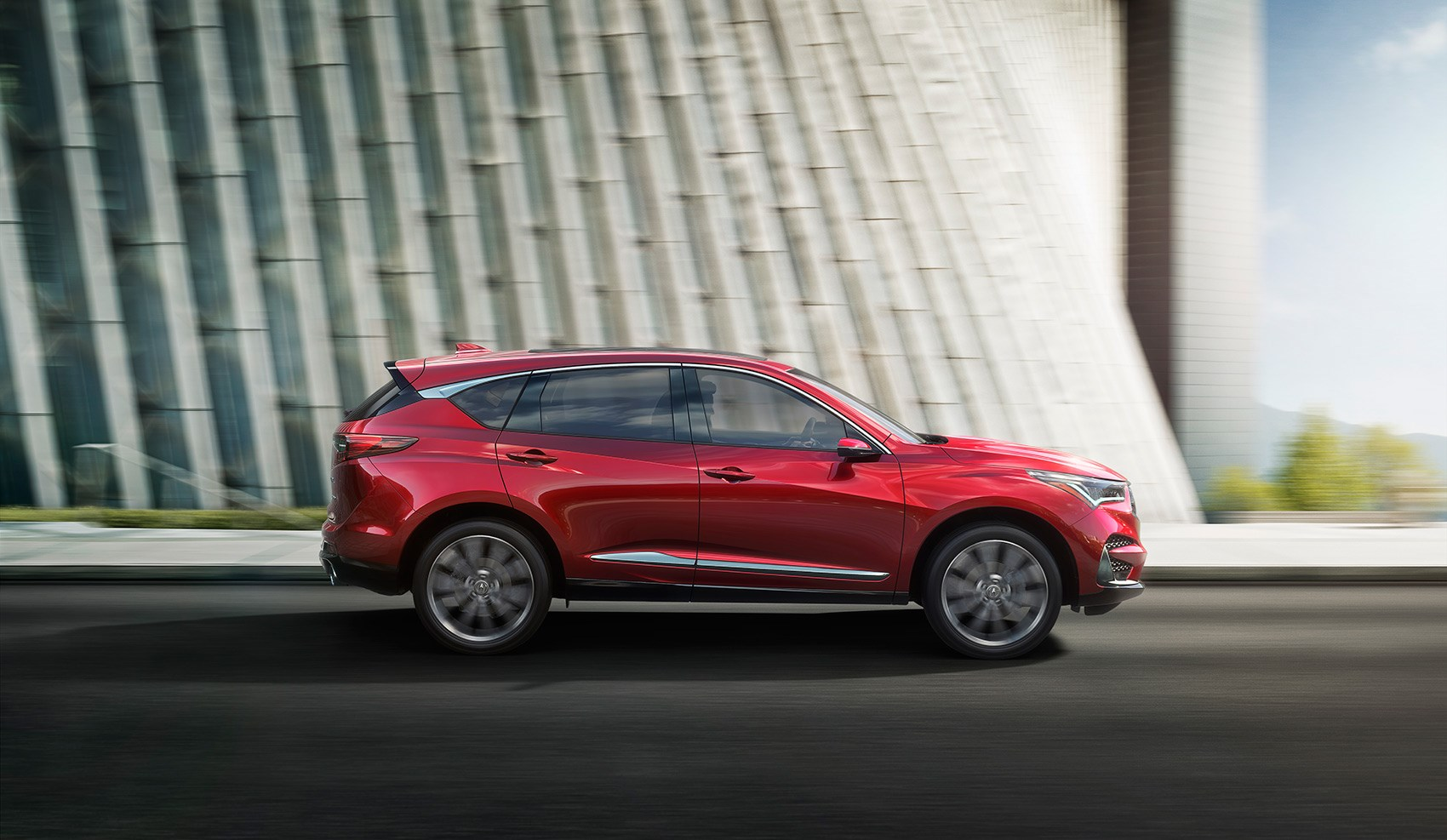 Acura RDX Prototype at 2018 Detroit motor show by CAR Magazine