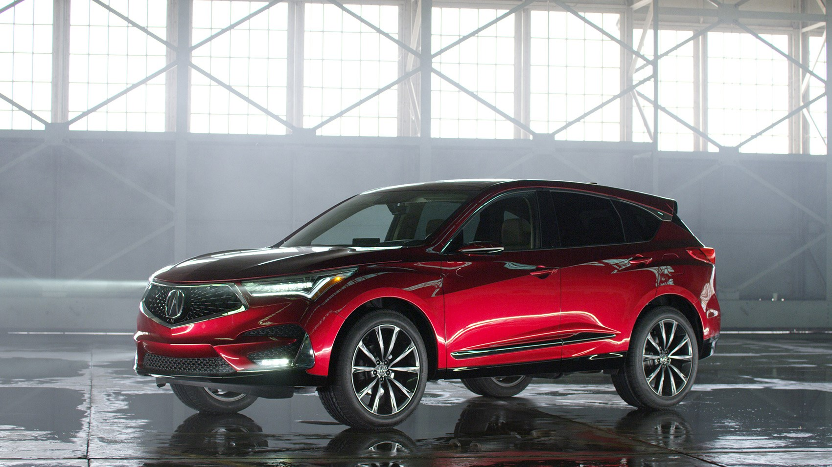 2015 Acura Rdx For Sale >> Acura RDX Prototype at 2018 Detroit motor show | CAR Magazine