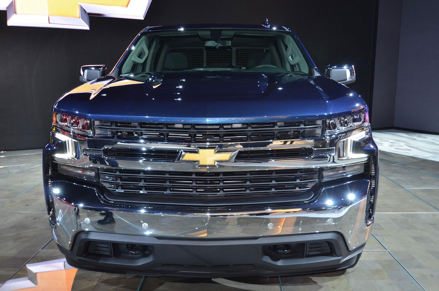 New Chevy Silverado 1500 Pick Up For The Us Masses