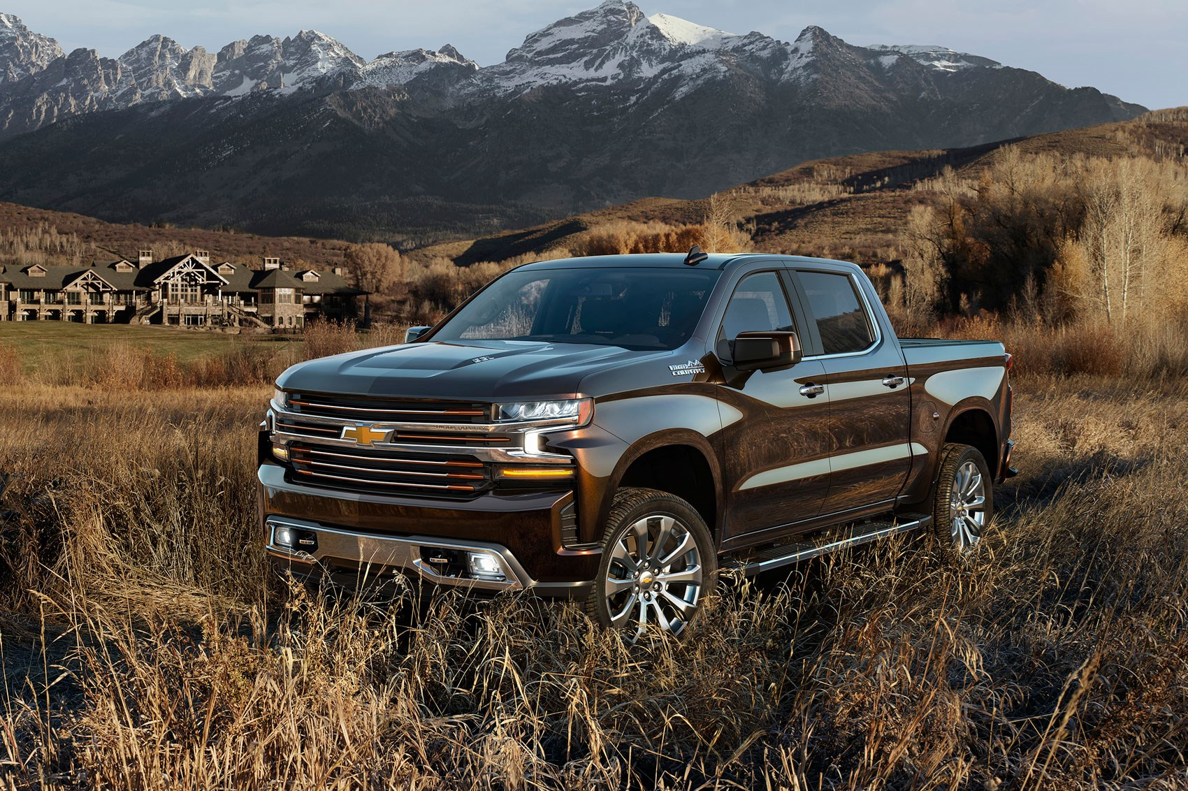 new chevy silverado 1500 pick up for the us masses. Black Bedroom Furniture Sets. Home Design Ideas