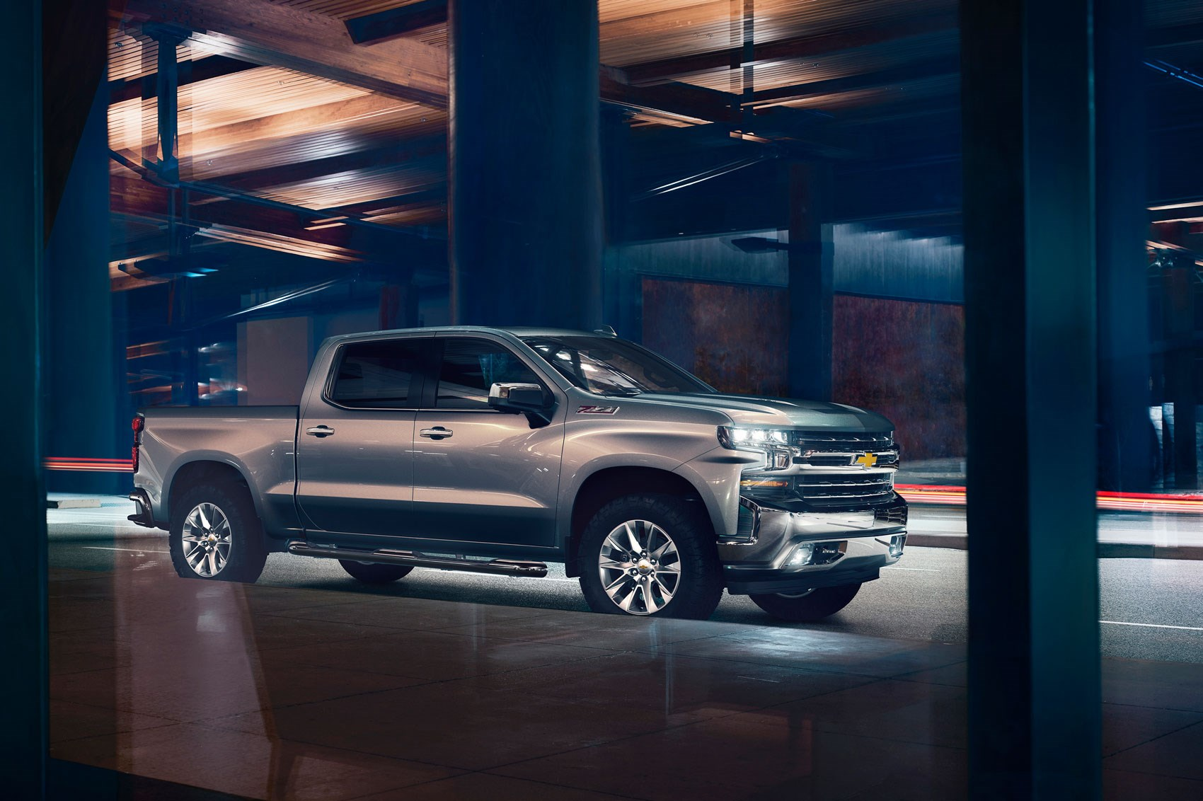 new chevy silverado 1500 pick up for the us masses updated for 2019 by car magazine. Black Bedroom Furniture Sets. Home Design Ideas