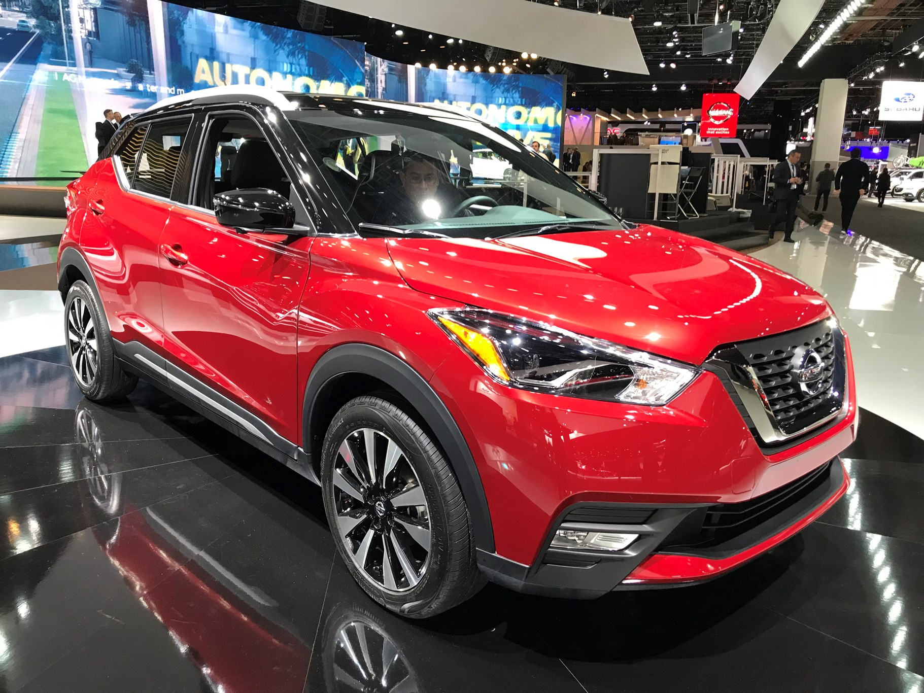 detroit motor show 2018 review naias car magazine