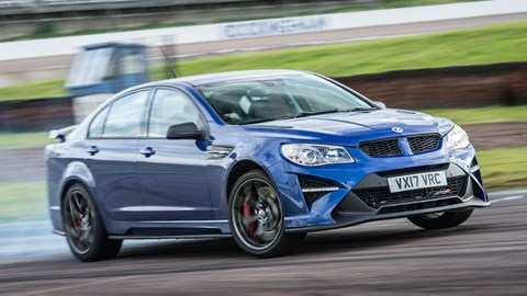 Vauxhall VXR8 GTS-R (2018) review: we'll never see its like
