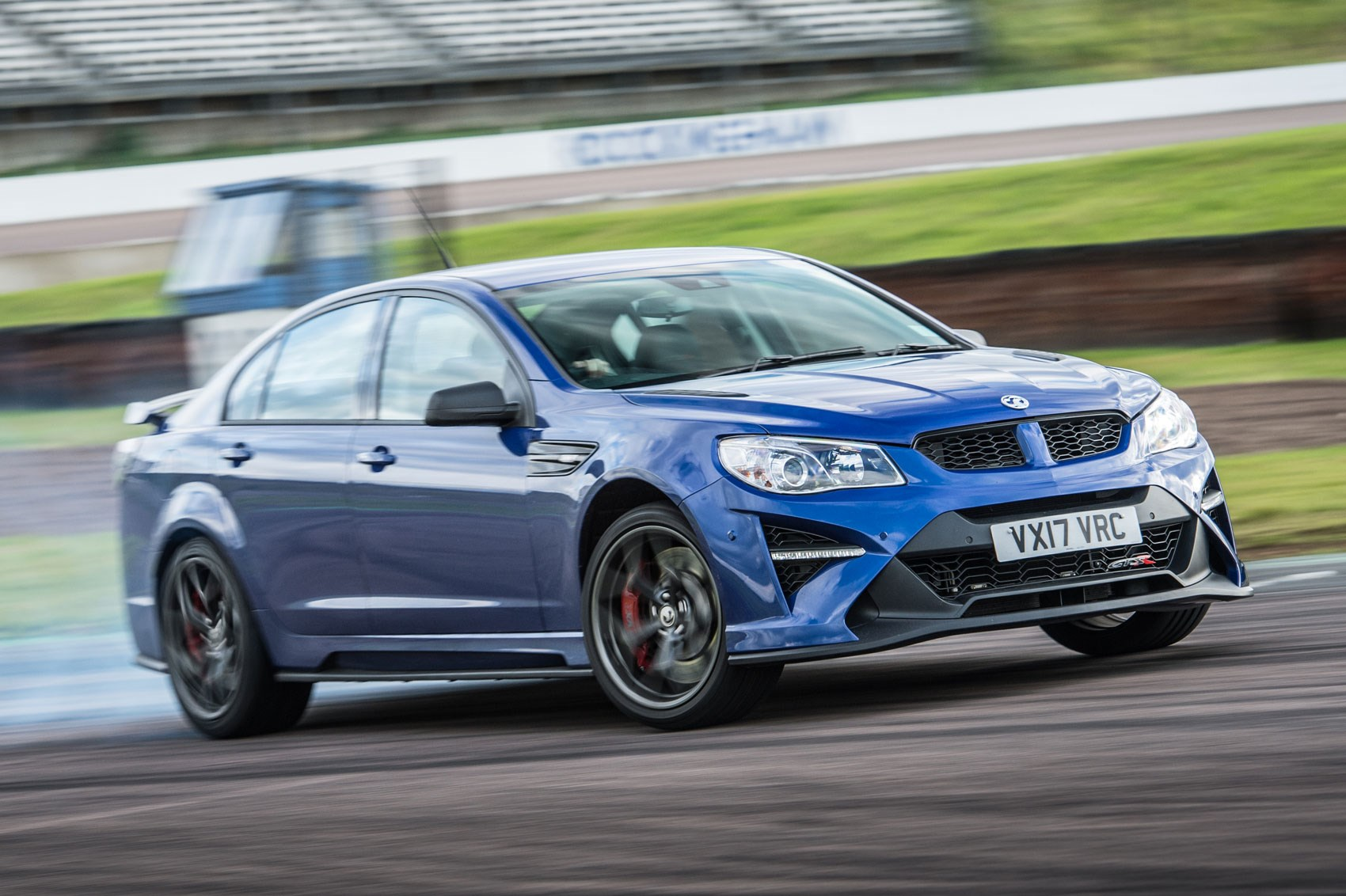 Chevrolet Lease Deals >> Vauxhall VXR8 GTS-R (2018) review: we'll never see its ...