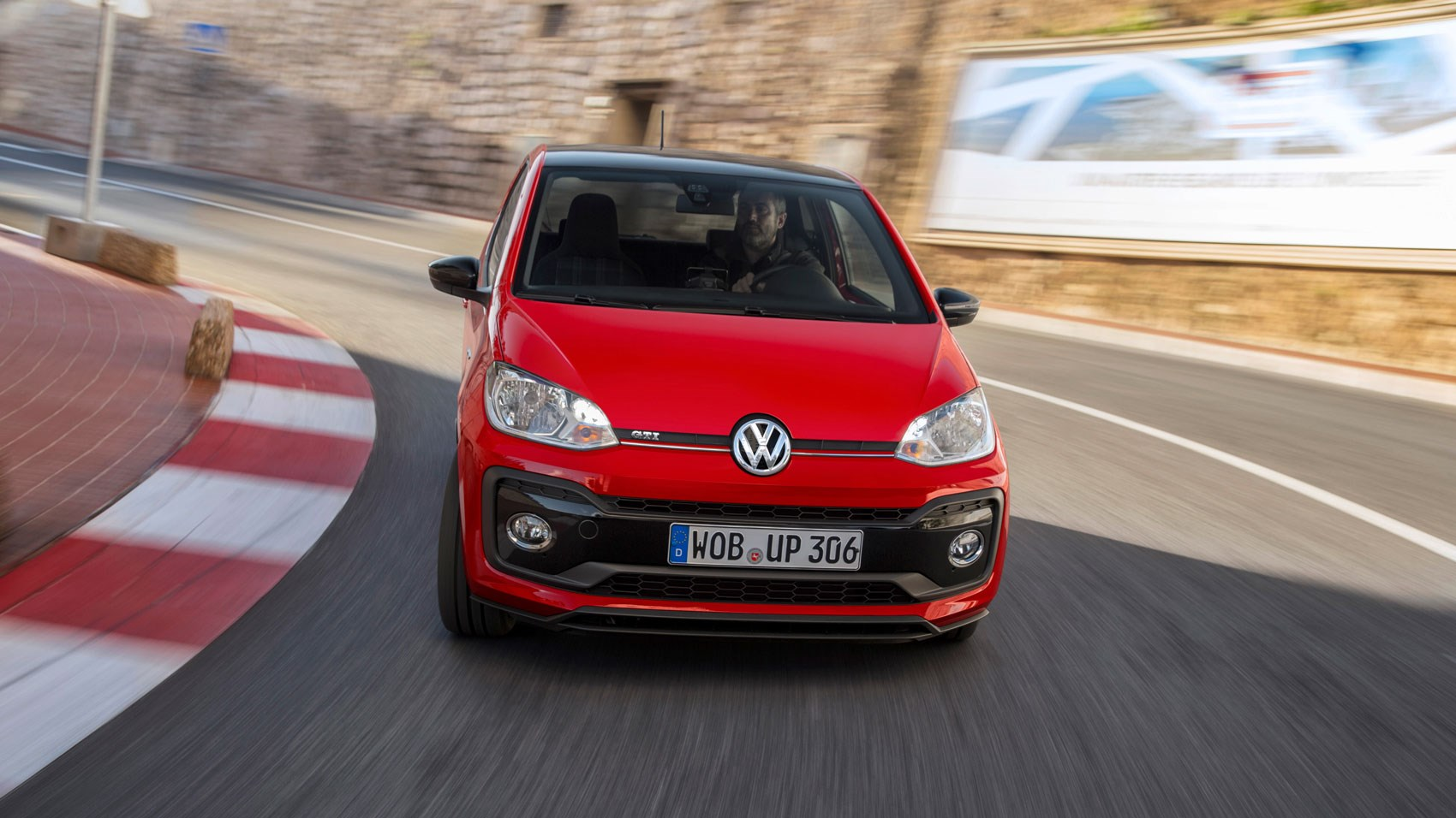 VW Up GTI (2018) review: big performance on a little budget