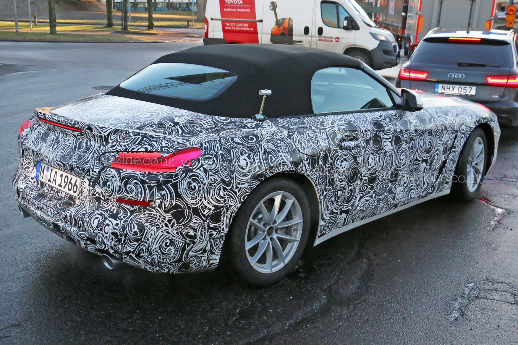 New Bmw Z4 Roadster The Car Briefing Car Magazine
