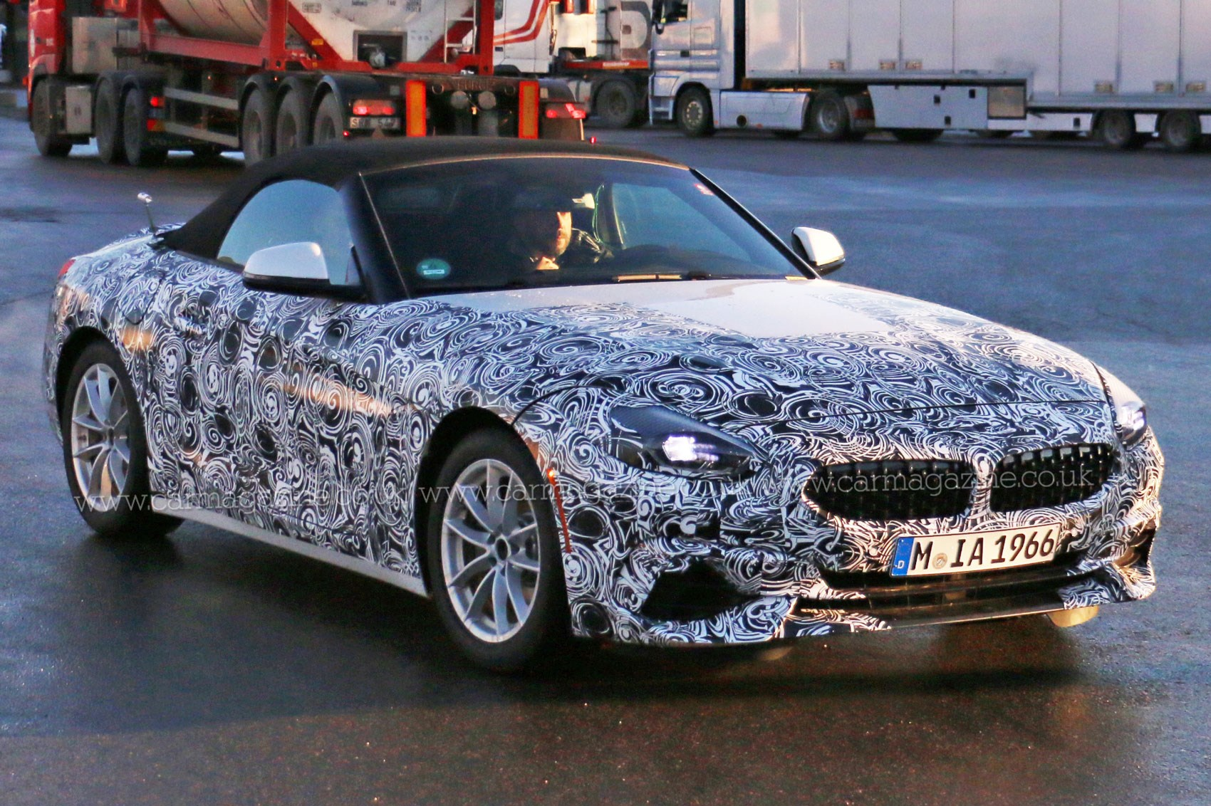 New Bmw Z4 Roadster 2019 Everything You Need To Know By