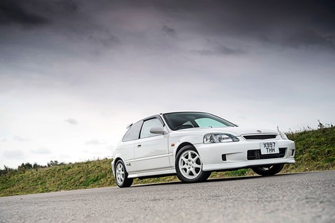 Civic Type R EX9