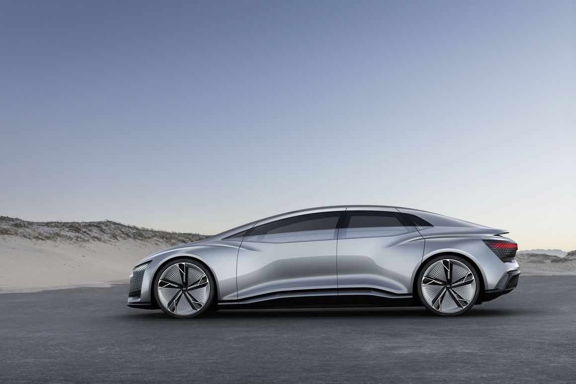 Audi Smart Energy Network Ingolstadt Joins Tesla And Nissan In The - Audi home