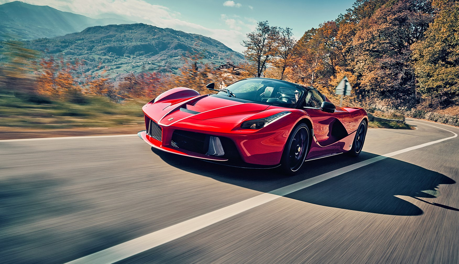 Laferrari Aperta 2018 Review Car Magazine