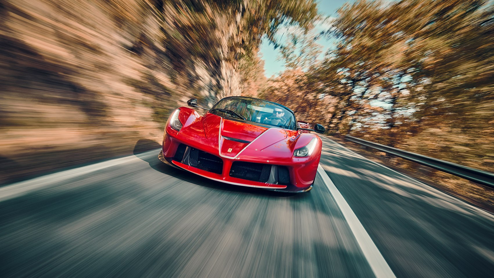 LaFerrari Ferrari - a worthy successor to the Enzo