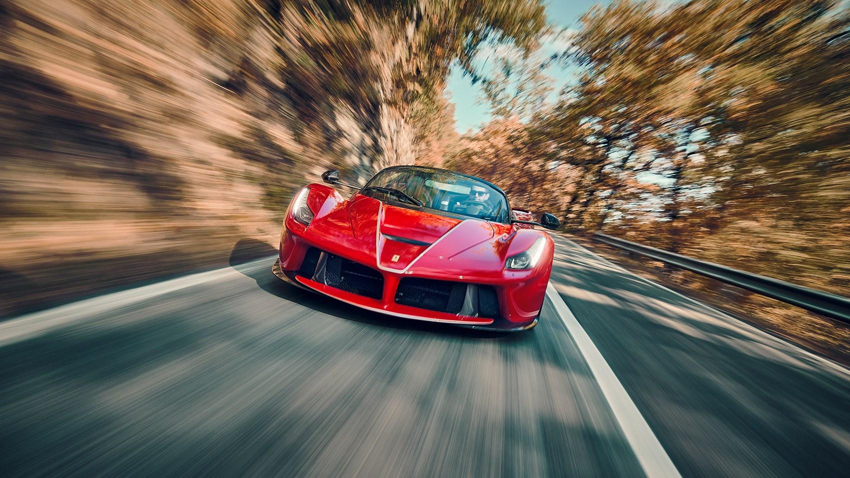 LaFerrari Aperta (2018) review | CAR Magazine