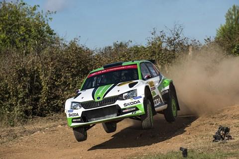 Skoda Fabia R5 WRC 2 rally car: specs, prices, performance and info