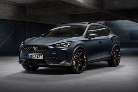 Cupra Formentor: a faster SUV, now with PHEV skills