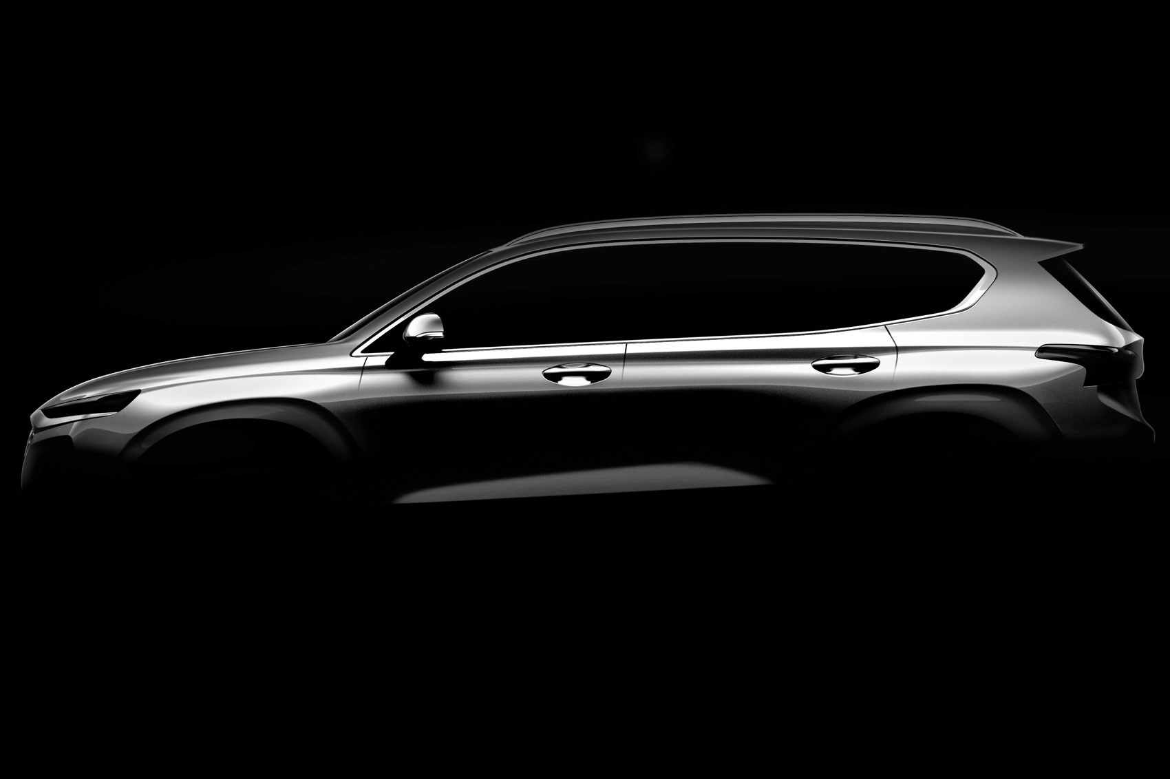 New Hyundai Santa Fe 2018 teased as launch date gets confirmed