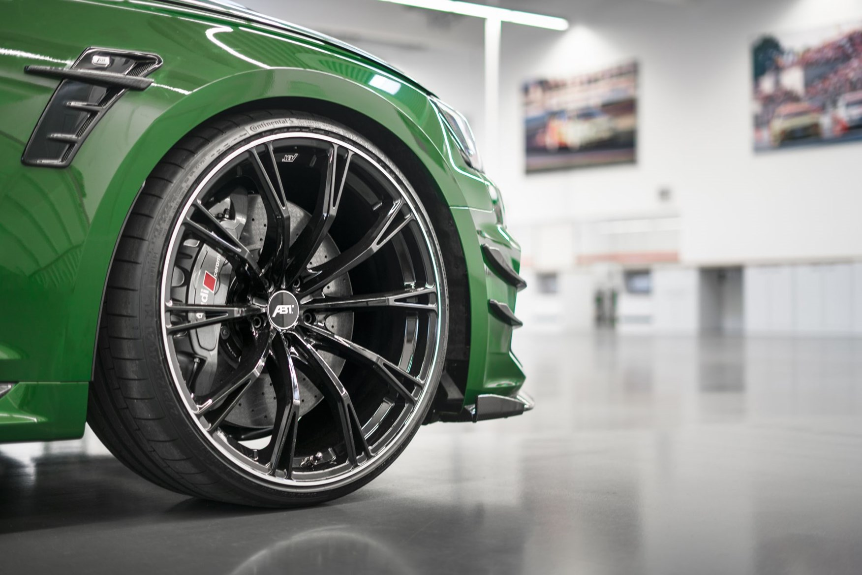 Meet The Abt Rs5 R For When The Normal Audi Rs5 Isn T Fast Enough Car Magazine