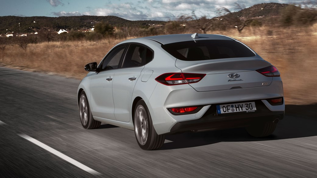 Hyundai I30 Fastback 2018 Review Car Magazine