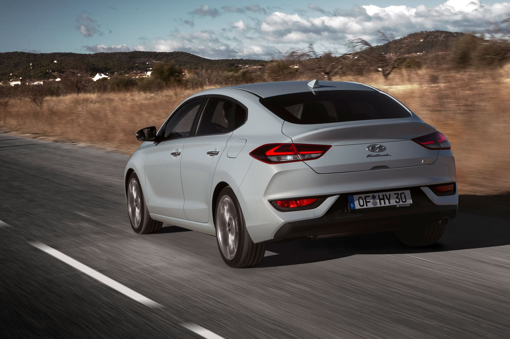 Chevrolet Lease Deals >> Hyundai i30 Fastback (2018) review | CAR Magazine