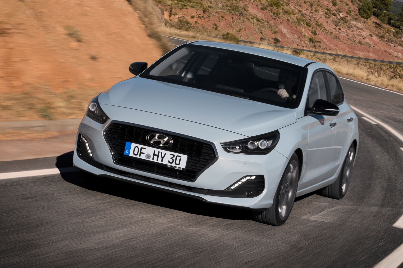 hyundai i30 fastback 2018 review car magazine. Black Bedroom Furniture Sets. Home Design Ideas