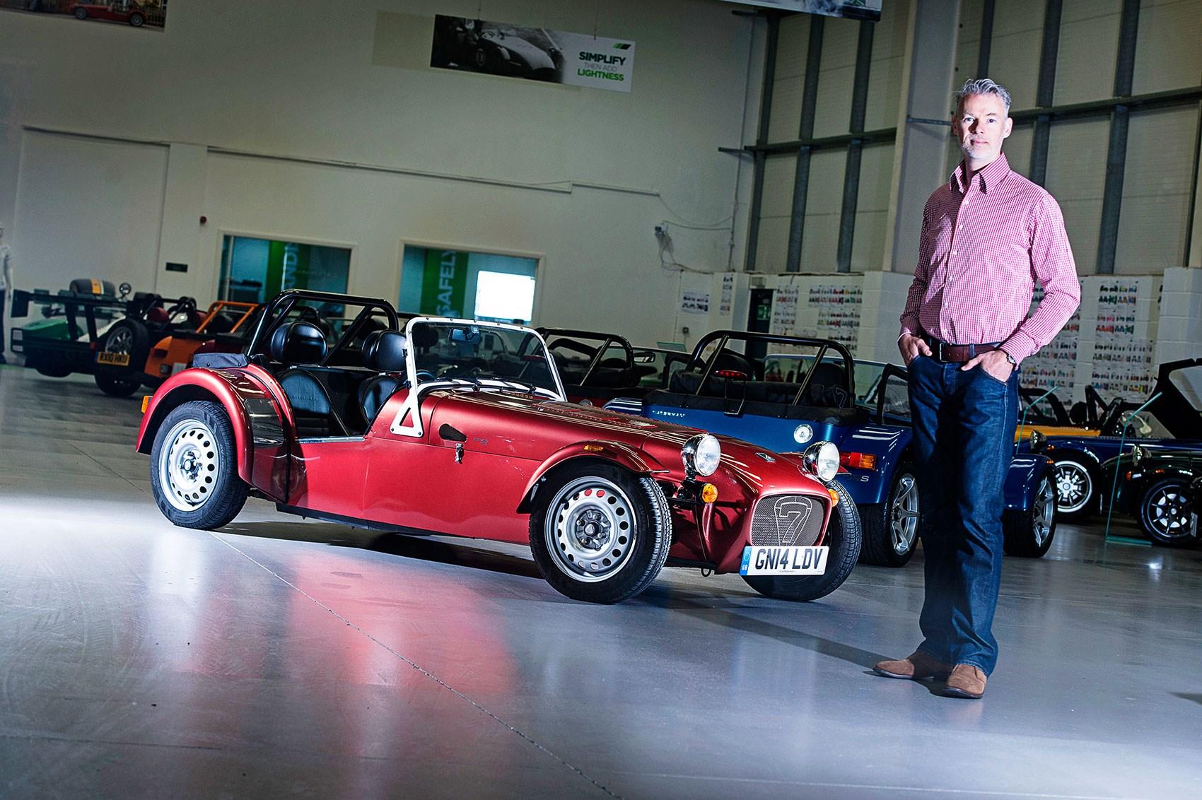 Caterham Seven 160 (2014) long-term test review by CAR Magazine