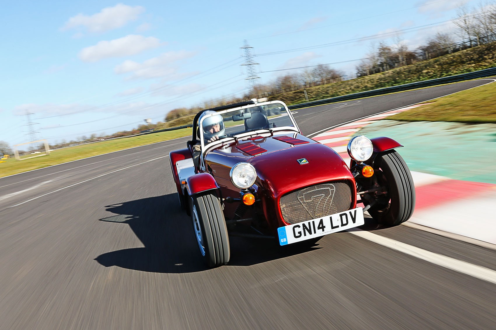 Caterham Seven 160 2014 Long Term Test Review Car Magazine 52 Cadillac Wiring Diagram Our On Track