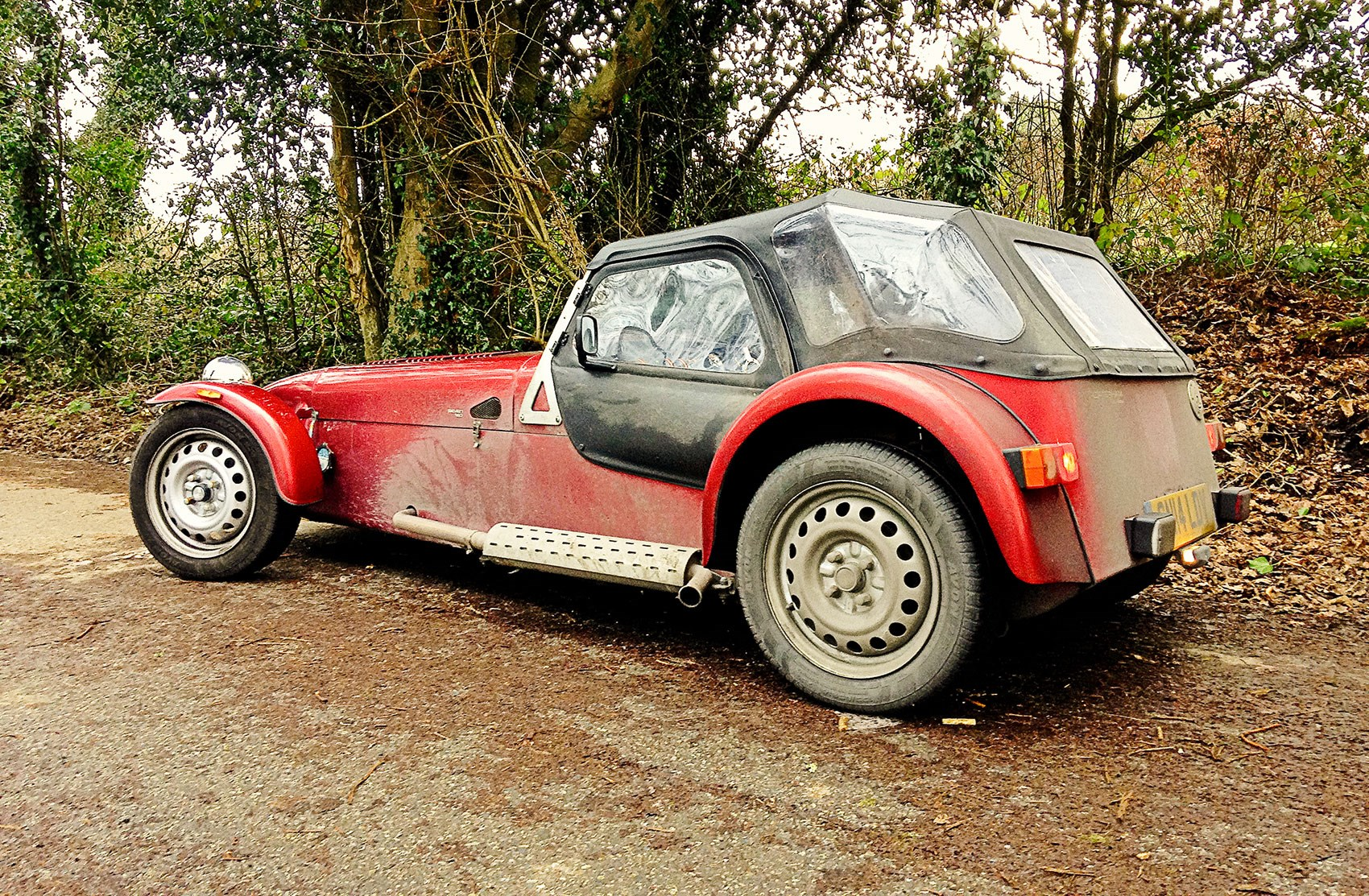 Caterham Seven 160 2014 Long Term Test Review Car Magazine Wiring Diagram Were Driving The Every Day