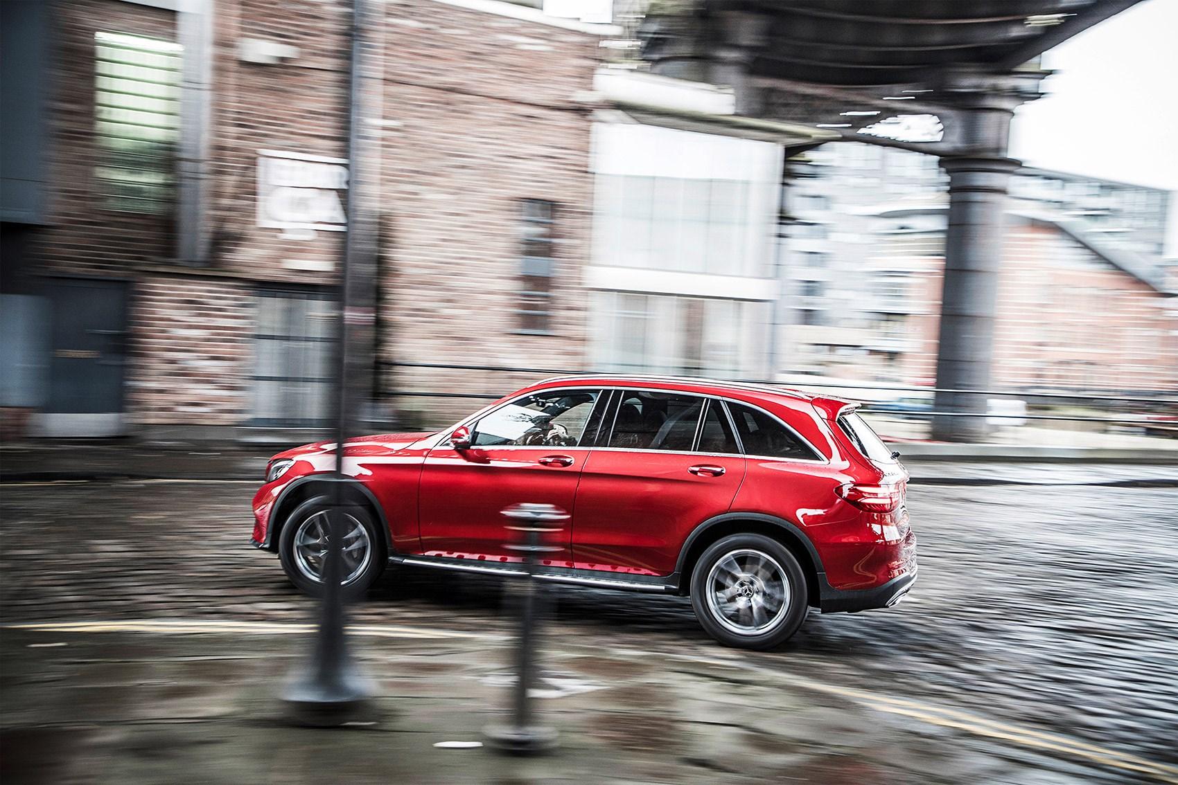 New BMW X3 vs Audi Q5 vs Mercedes GLC triple test review (2018) | CAR Magazine