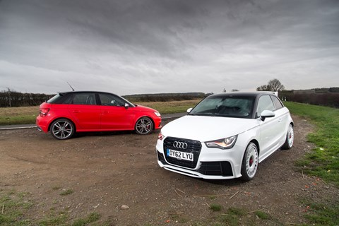 audi s1 sportback 2015 long term test review by car magazine. Black Bedroom Furniture Sets. Home Design Ideas