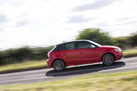 CAR magazine's long-term Audi S1 Sportback