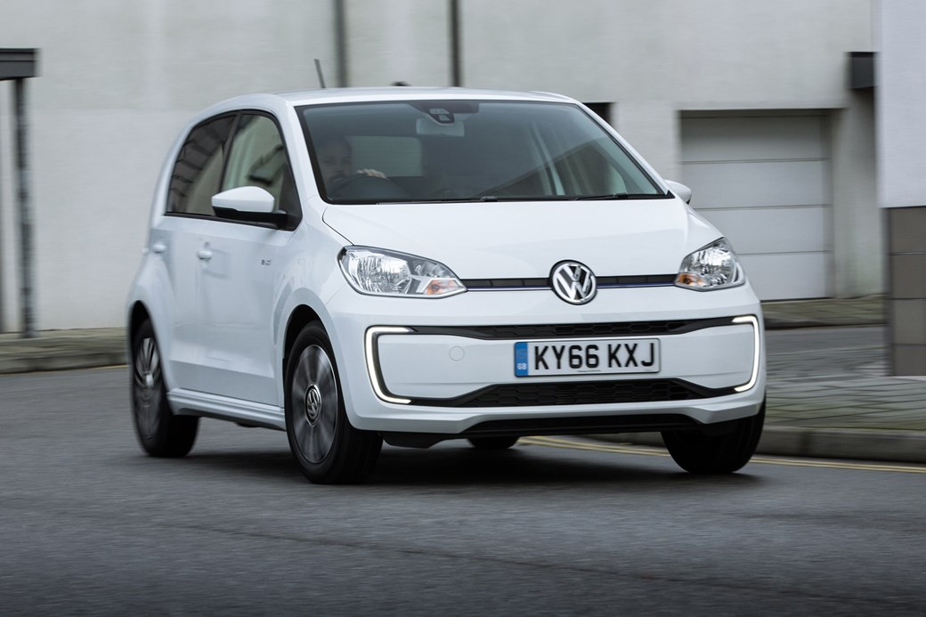 Volkswagen e-Up: the electric version of the Up city car