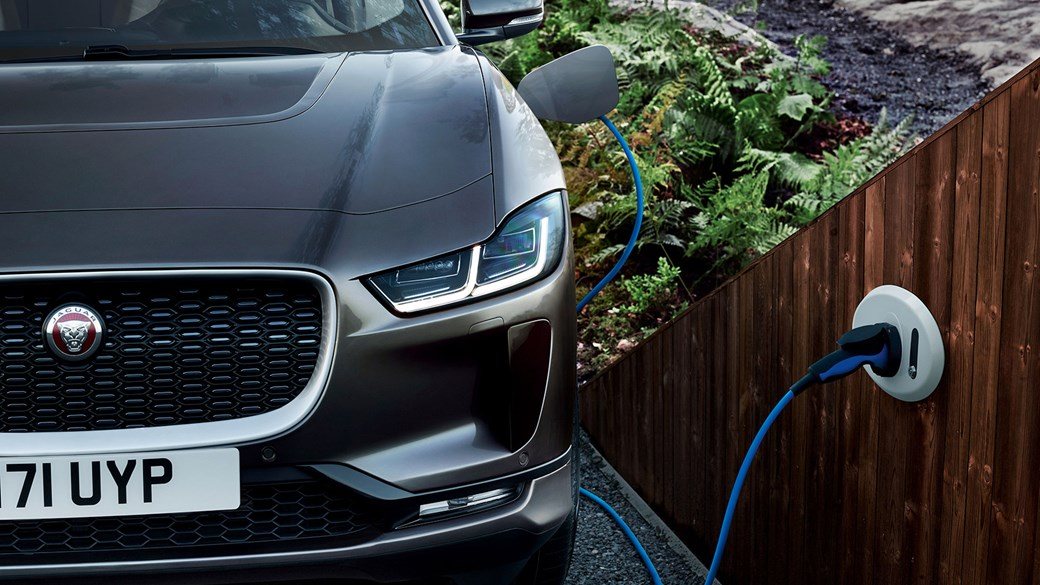 The Jaguar I Pace Yes Even Jag S Going Electric In 2018
