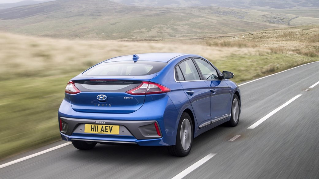 Hyundai Ioniq Available As An Ev Hybrid Or Phev
