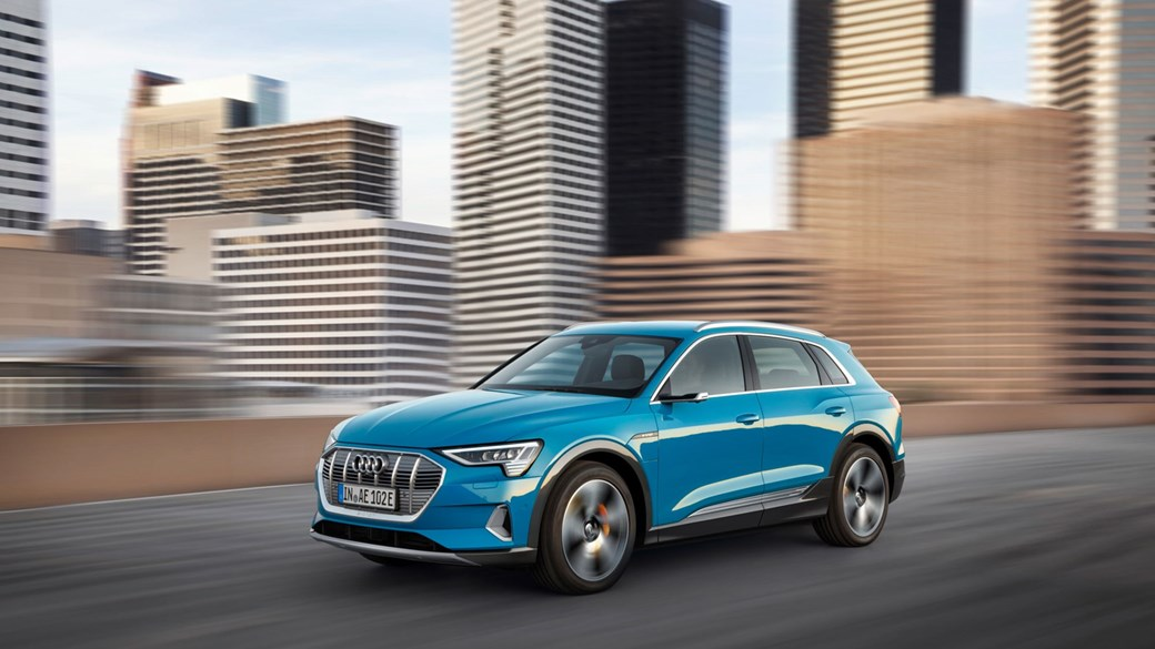 Audi E Tron The First Fully Electric M Production Ev