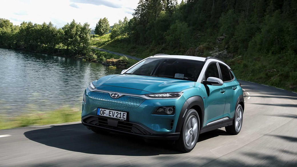 Hyundai Kona Electric A Great Affordable Family Ev With Near 300 Mile