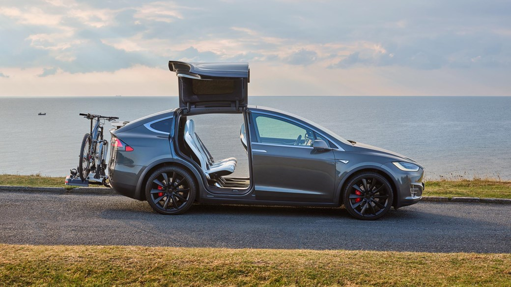 Tesla Model X A Seven Seater Practical Electric Car