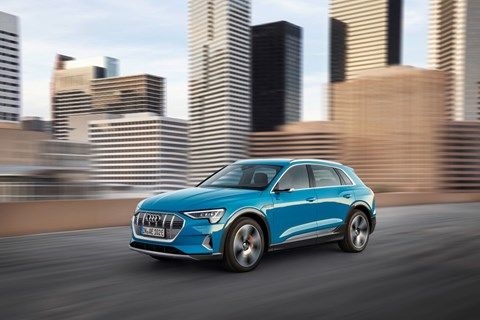 Audi E-tron EV: the first electric car from Ingolstadt