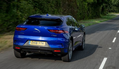 Jaguar i-Pace: best electric SUVs