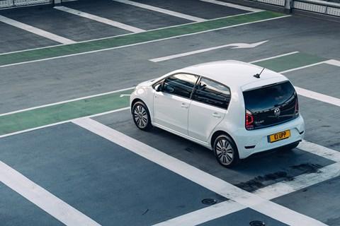 VW eUp 2020