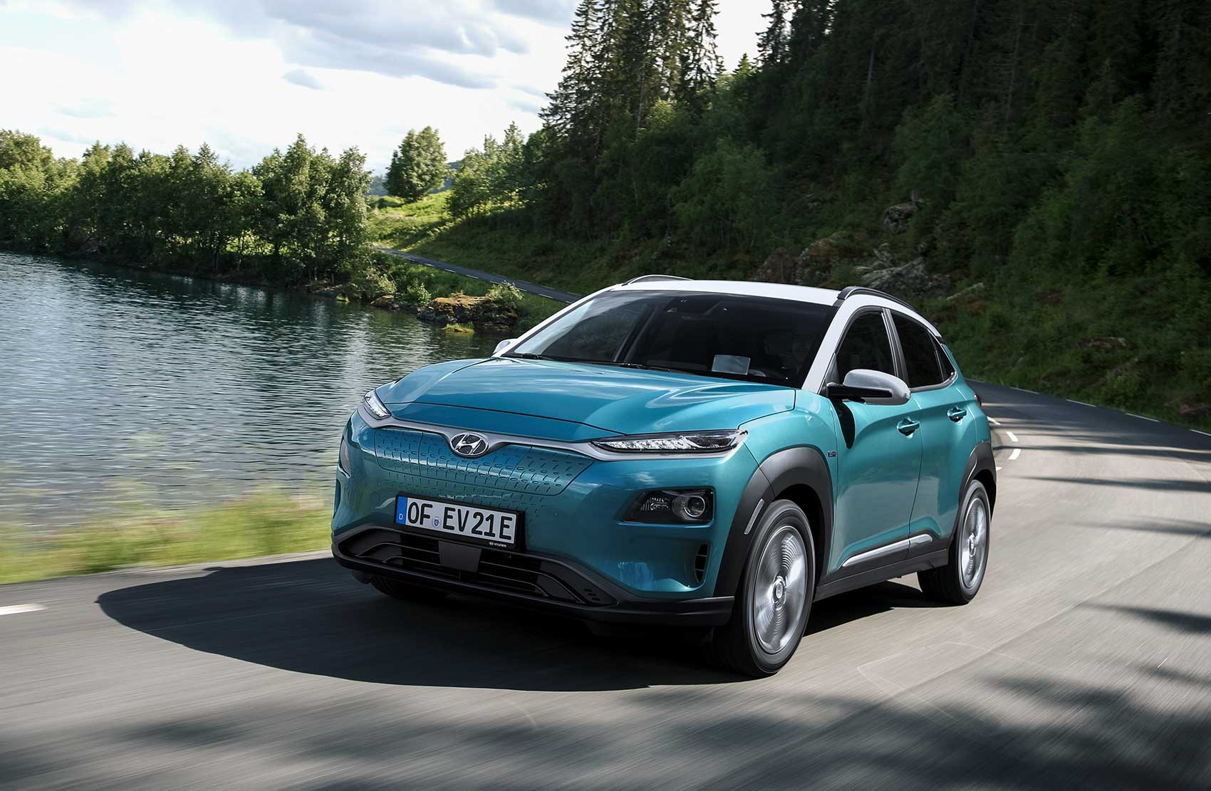 Hyundai Kona Electric A Great Affordable Family Ev With Near 300 Mile Range