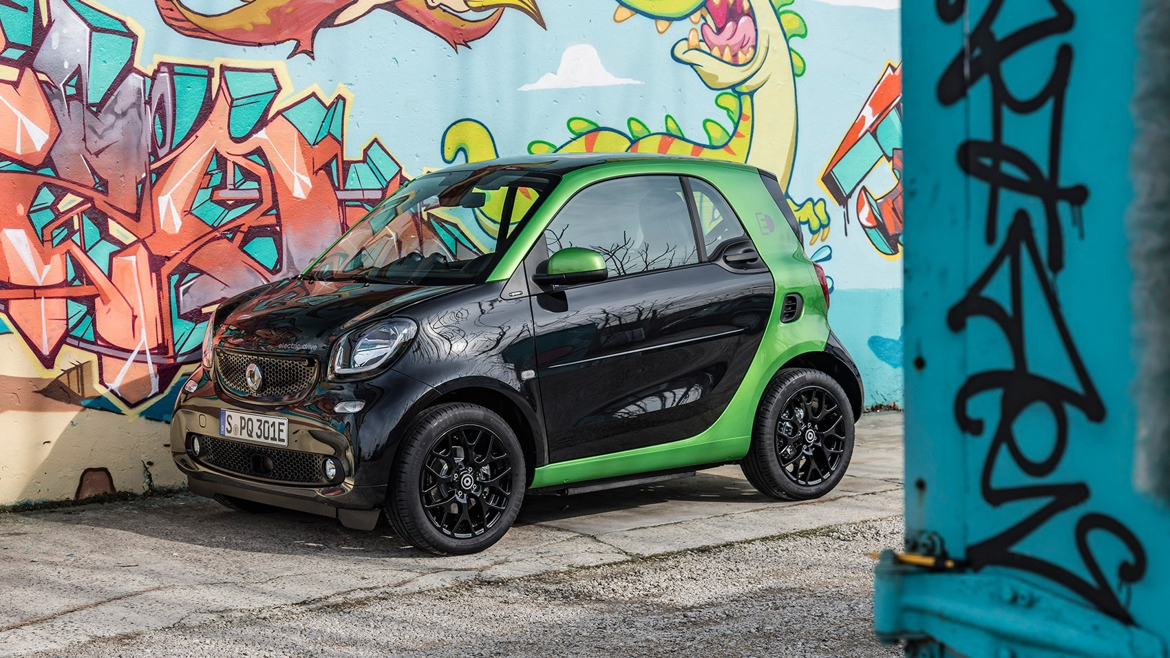 Smart Fortwo Ev Soon All Smarts Will Be Electric Tesla Model S