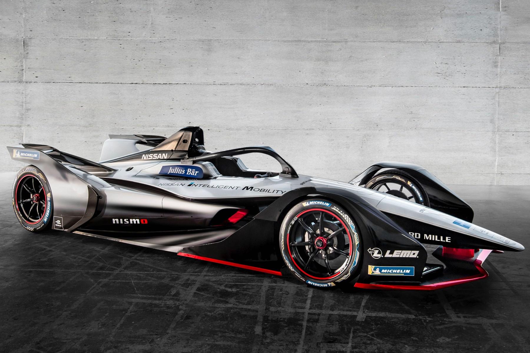Formula E Reveals New Mario Kart Rules For Next Year Car