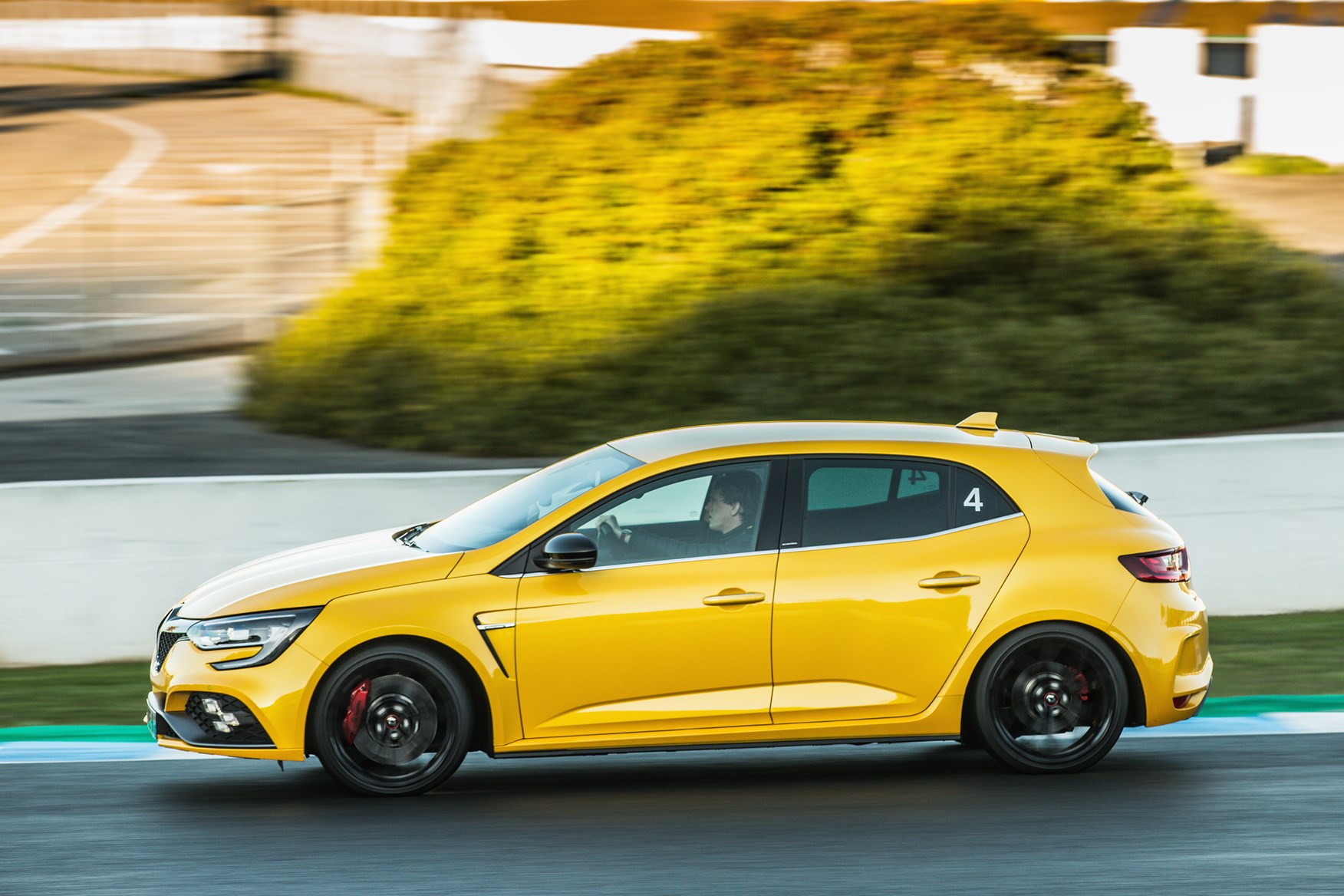 Renault Megane R S 2018 review return of the king