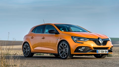 renault megane r.s. (2018) review: sport, cup and trophy tested