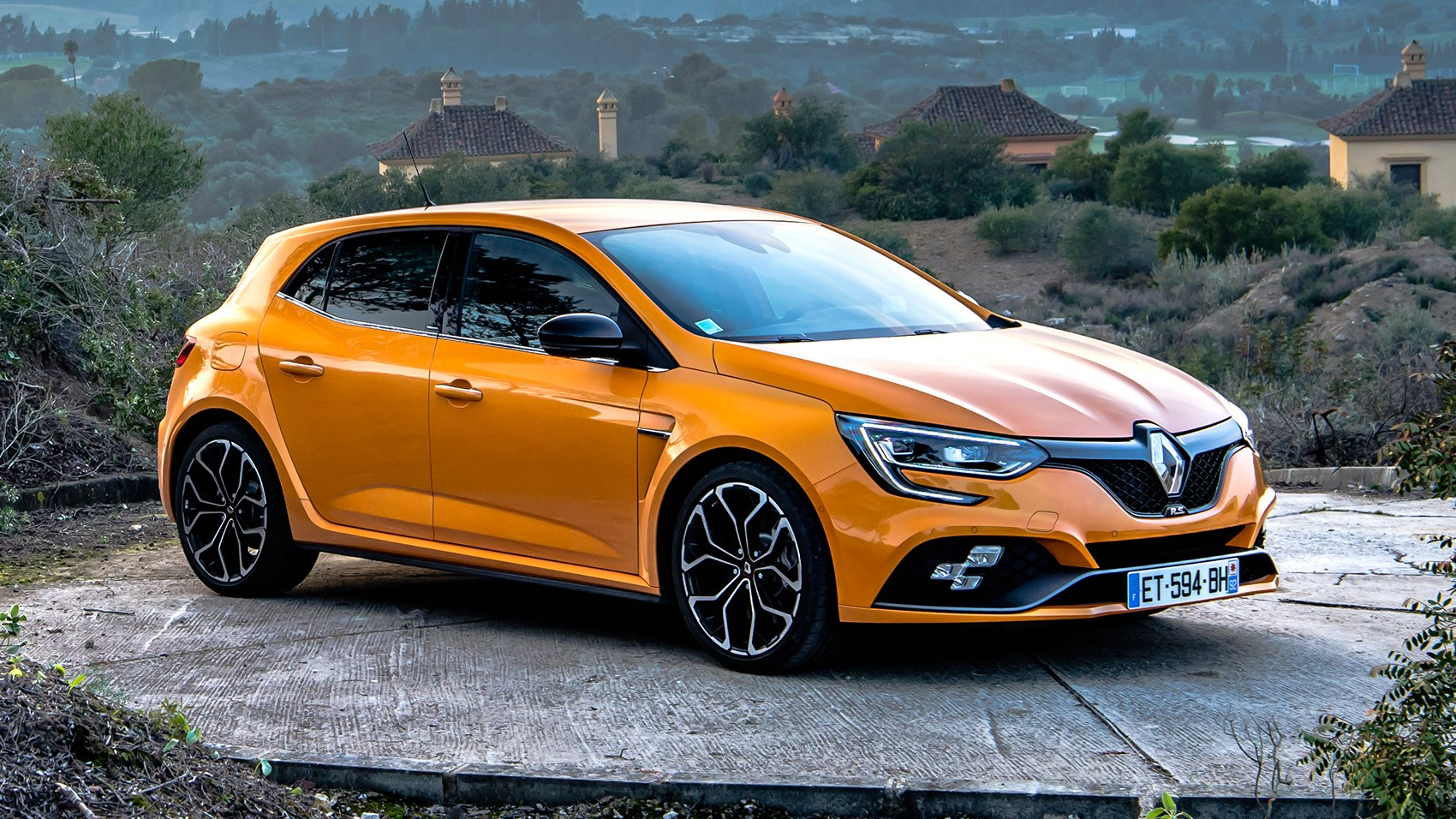 renault megane r s 2018 review return of the king by car magazine. Black Bedroom Furniture Sets. Home Design Ideas